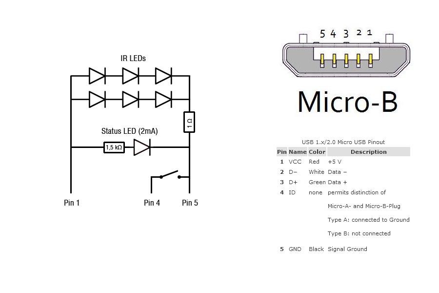 Ziemlich Micro Usb Schaltplan Fotos - Die Besten Elektrischen ...