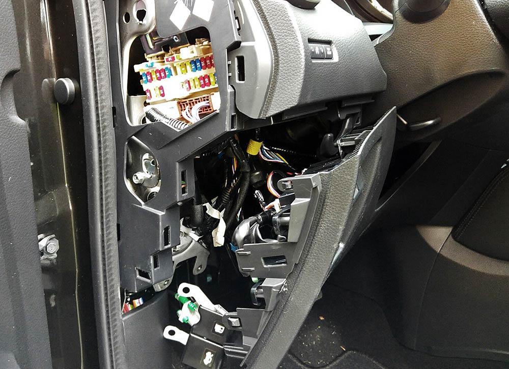 Suzuki Grand Vitara Alarm